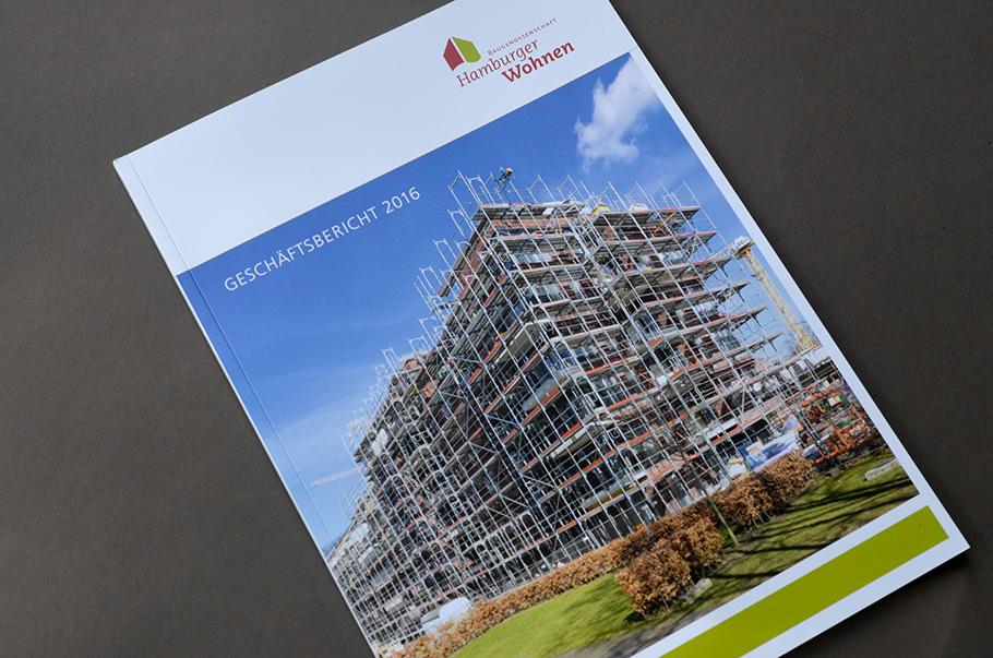 Hamburger Wohnen Geschäftsbericht